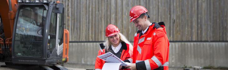 Våre konsulenter hjelper din bedrift på vei inn i fremtiden krav og avfallsløsninger