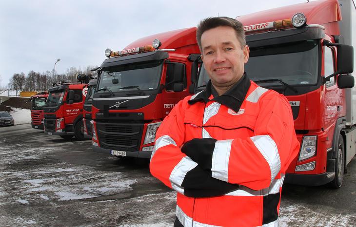Daglig leder i Retura Iris Anders Tverbakk