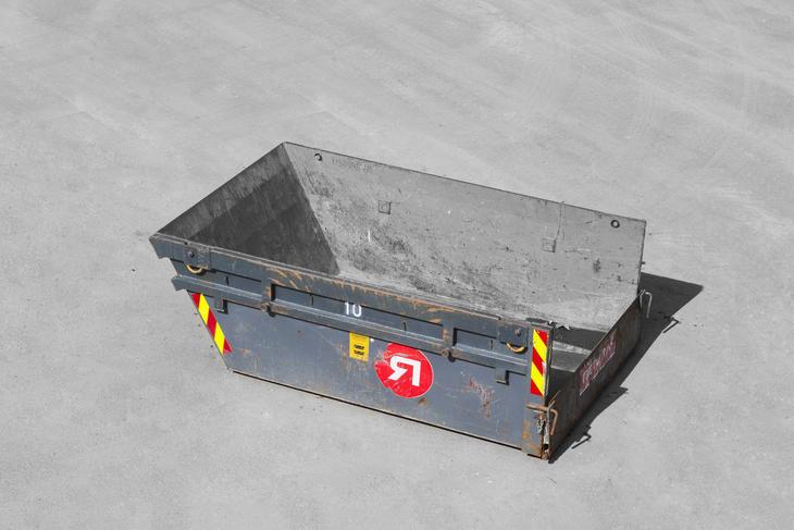 5 m3 sertifisert container