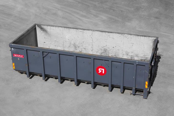 23m3 container