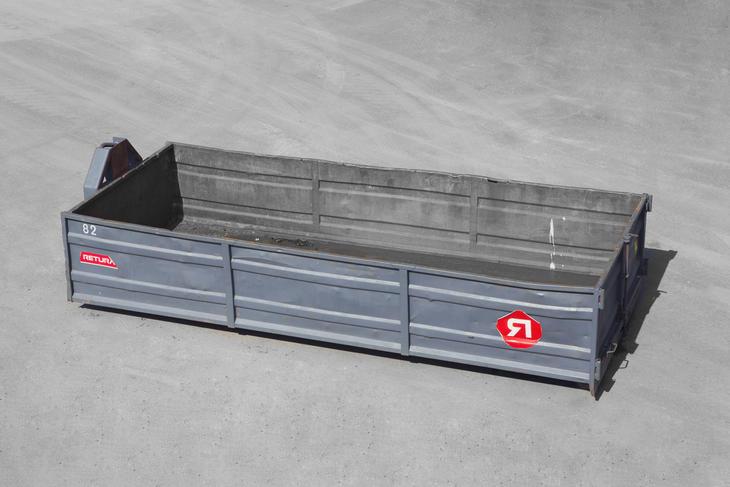 13 m3 container
