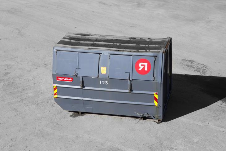 10 m3 container