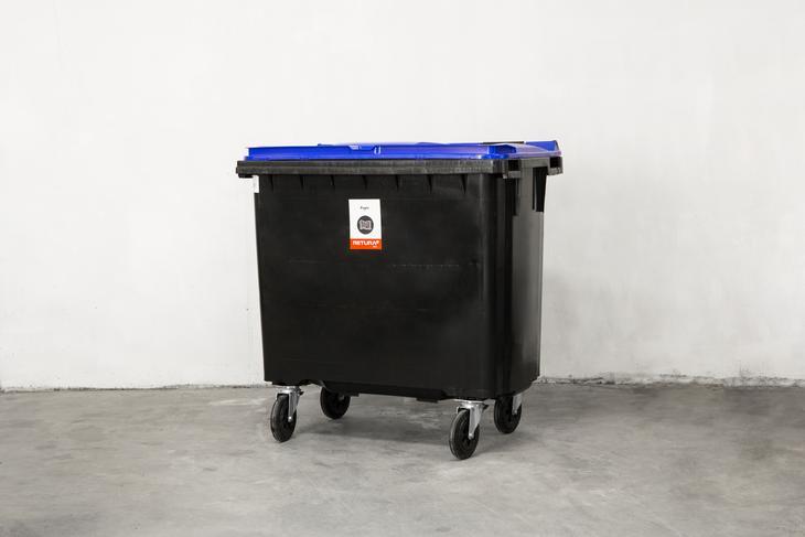 750 liter dunk